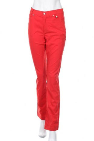 Γυναικείο παντελόνι Golfino, Μέγεθος L, Χρώμα Κόκκινο, 94% πολυαμίδη, 6% ελαστάνη, Τιμή 27,15€