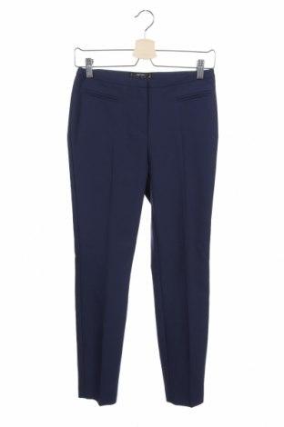 Γυναικείο παντελόνι Hallhuber, Μέγεθος XS, Χρώμα Μπλέ, 49% πολυεστέρας, 47% βαμβάκι, 4% ελαστάνη, Τιμή 22,51€