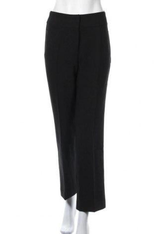 Дамски панталон Heine, Размер L, Цвят Черен, 76% полиестер, 18% вискоза, 6% еластан, Цена 45,82лв.