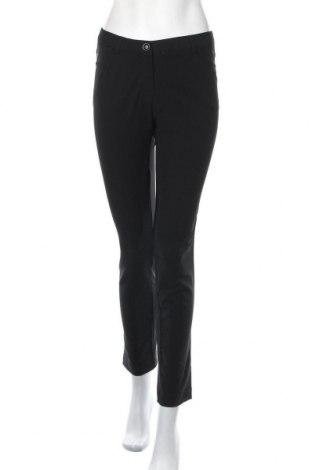 Дамски панталон Heine, Размер S, Цвят Черен, 96% полиестер, 4% еластан, Цена 23,21лв.