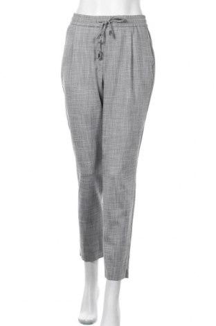 Дамски панталон Heine, Размер M, Цвят Сив, 52% вискоза, 45% полиестер, 3% еластан, Цена 17,75лв.
