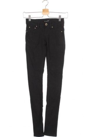 Γυναικείο παντελόνι Hydee by Chicoree, Μέγεθος XXS, Χρώμα Μαύρο, 77% βισκόζη, 20% πολυεστέρας, 3% ελαστάνη, Τιμή 9,71€