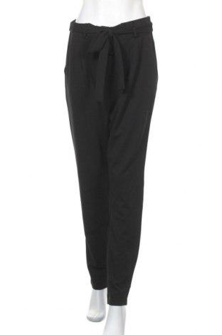 Γυναικείο παντελόνι Jdy, Μέγεθος L, Χρώμα Μαύρο, 95% πολυεστέρας, 5% ελαστάνη, Τιμή 8,95€