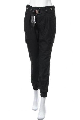 Дамски панталон Jennyfer, Размер S, Цвят Черен, 70% полиестер, 29% вискоза, 1% еластан, Цена 38,40лв.