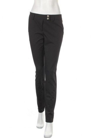 Дамски панталон Marc Aurel, Размер M, Цвят Черен, 65% полиестер, 25% памук, 10% еластан, Цена 36,75лв.