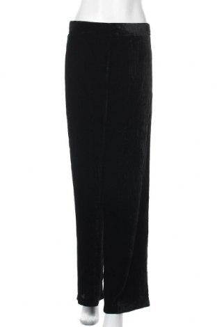Дамски панталон Marks & Spencer, Размер M, Цвят Черен, 72% вискоза, 28% полиестер, Цена 29,40лв.