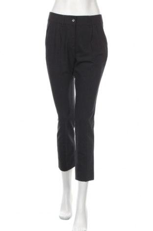 Γυναικείο παντελόνι Moreschi, Μέγεθος S, Χρώμα Μαύρο, Τιμή 30,16€