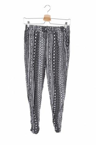 Дамски панталон My Hailys, Размер M, Цвят Черен, Вискоза, Цена 18,48лв.