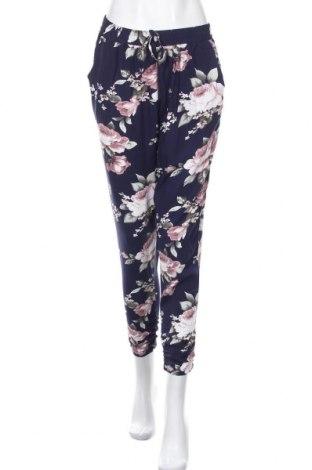 Дамски панталон My Hailys, Размер M, Цвят Многоцветен, Вискоза, Цена 25,20лв.