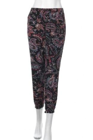 Дамски панталон My Hailys, Размер S, Цвят Многоцветен, Вискоза, Цена 17,64лв.