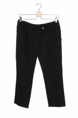 Дамски панталон Pinko, Размер XS, Цвят Черен, 51% вълна, 41% вискоза, 6% полиамид, 2% еластан, Цена 37,80лв.