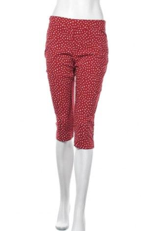 Дамски панталон Reitmans, Размер M, Цвят Червен, 73% вискоза, 24% полиамид, 3% еластан, Цена 23,10лв.
