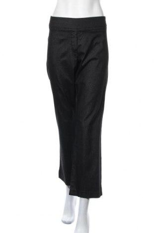 Дамски панталон Reitmans, Размер XL, Цвят Черен, 73% вискоза, 19% полиамид, 5% полиестер, 3% еластан, Цена 27,41лв.