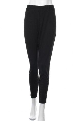Дамски панталон Soft Rebels, Размер M, Цвят Черен, 68% полиестер, 27% полиамид, 5% еластан, Цена 40,05лв.