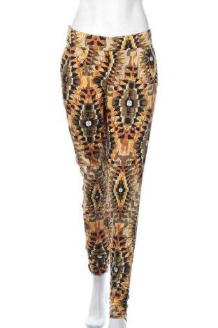 Дамски панталон Soho, Размер S, Цвят Многоцветен, Вискоза, Цена 25,20лв.