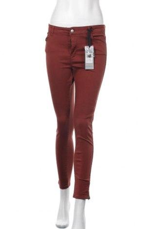 Γυναικείο παντελόνι Soya Concept, Μέγεθος M, Χρώμα Κόκκινο, 62% βαμβάκι, 32% πολυεστέρας, 6% ελαστάνη, Τιμή 23,62€