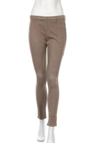 Дамски панталон Uniqlo, Размер M, Цвят Кафяв, 60% памук, 30% полиестер, 10% еластан, Цена 21,84лв.