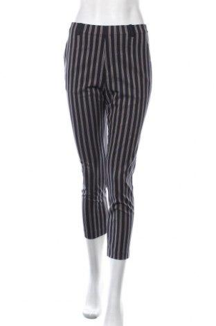 Дамски панталон Uniqlo, Размер M, Цвят Многоцветен, 68% полиестер, 30% вискоза, 2% еластан, Цена 23,21лв.