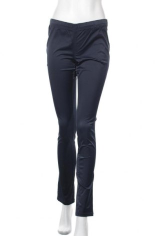 Дамски панталон Vero Moda, Размер M, Цвят Син, 53% полиамид, 43% памук, 4% еластан, Цена 22,68лв.