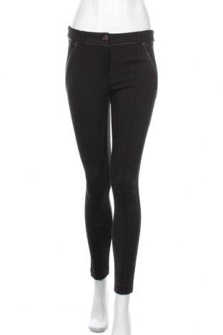 Γυναικείο παντελόνι Wallis, Μέγεθος M, Χρώμα Μαύρο, 68% βισκόζη, 28% πολυαμίδη, 4% ελαστάνη, Τιμή 10,67€