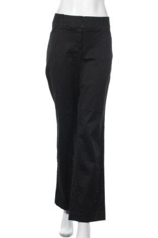 Дамски панталон White House / Black Market, Размер L, Цвят Черен, 97% памук, 3% еластан, Цена 36,96лв.