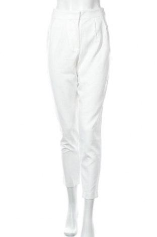 Дамски панталон Y.A.S, Размер S, Цвят Бял, Полиестер, Цена 42,72лв.