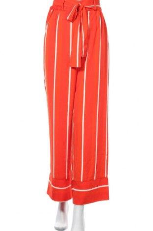 Дамски панталон Y.A.S, Размер S, Цвят Оранжев, Полиестер, Цена 36,59лв.