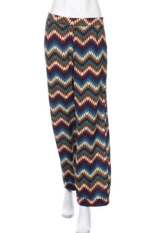 Дамски панталон Zuiki, Размер M, Цвят Многоцветен, Полиестер, Цена 18,38лв.