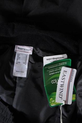 Дамски панталон за зимни спортове East Wind, Размер XXL, Цвят Черен, 100% полиестер, Цена 59,34лв.