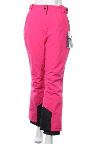 Дамски панталон за зимни спортове Killtec, Размер XL, Цвят Розов, Полиестер, Цена 64,22лв.