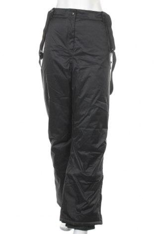 Дамски панталон за зимни спортове Sheego, Размер 3XL, Цвят Сив, Полиестер, Цена 65,56лв.
