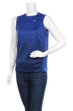 Γυναικείο αμάνικο μπλουζάκι Athletic Works, Μέγεθος XL, Χρώμα Μπλέ, Πολυεστέρας, Τιμή 4,68€