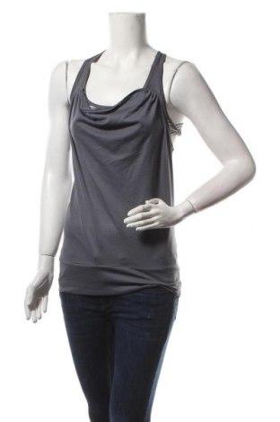 Γυναικείο αμάνικο μπλουζάκι Champion, Μέγεθος XS, Χρώμα Γκρί, Πολυεστέρας, Τιμή 4,97€