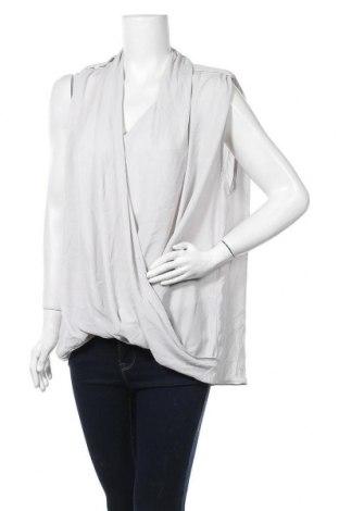 Γυναικείο αμάνικο μπλουζάκι Charles Vogele, Μέγεθος XXL, Χρώμα Γκρί, 100% πολυεστέρας, Τιμή 4,42€