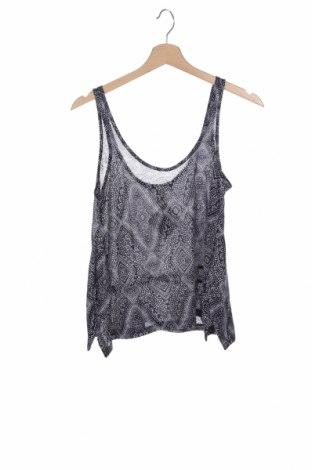 Γυναικείο αμάνικο μπλουζάκι H&M Conscious Collection, Μέγεθος XS, Χρώμα Μπλέ, Πολυεστέρας, Τιμή 8,64€