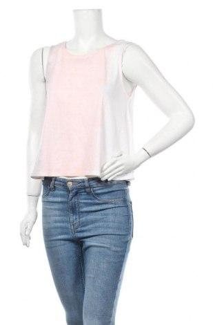 Γυναικείο αμάνικο μπλουζάκι Hollister, Μέγεθος S, Χρώμα Ρόζ , 60% βαμβάκι, 40% πολυεστέρας, Τιμή 6,82€