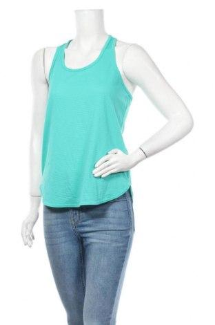 Γυναικείο αμάνικο μπλουζάκι Hyba, Μέγεθος S, Χρώμα Πράσινο, Πολυεστέρας, Τιμή 8,31€
