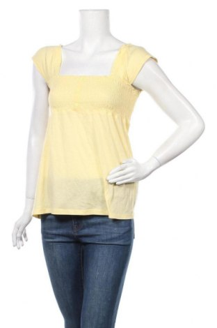 Dámská halenka Vero Moda, Velikost S, Barva Žlutá, 50% bavlna, 50% polyester, Cena  78,00Kč