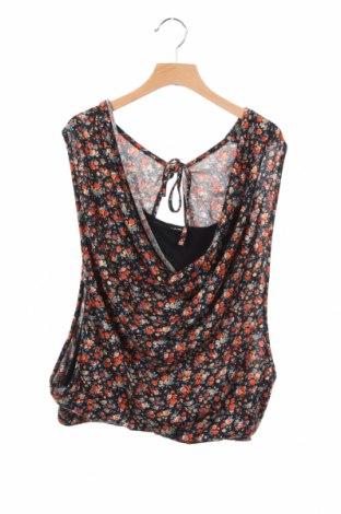 Γυναικείο αμάνικο μπλουζάκι Vert De Rage, Μέγεθος M, Χρώμα Μαύρο, 98% βισκόζη, 4% ελαστάνη, Τιμή 5,00€