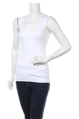 Дамски потник Vivance, Размер XL, Цвят Бял, 95% полиамид, 5% еластан, Цена 14,00лв.