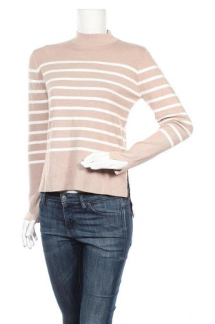 Дамски пуловер B.C. Best Connections, Размер XS, Цвят Бежов, 80% вискоза, 20% полиамид, Цена 34,50лв.