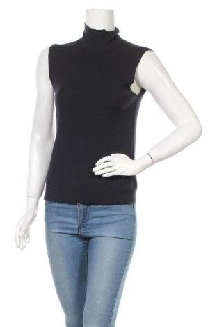 Дамски пуловер Escada, Размер M, Цвят Син, Вълна, Цена 66,00лв.