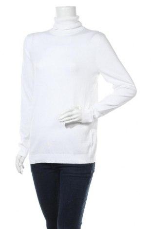 Γυναικείο πουλόβερ Flg, Μέγεθος L, Χρώμα Λευκό, 80% βισκόζη, 20% πολυακρυλικό, Τιμή 11,55€