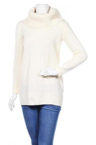 Дамски пуловер H&M, Размер S, Цвят Екрю, Акрил, Цена 25,50лв.