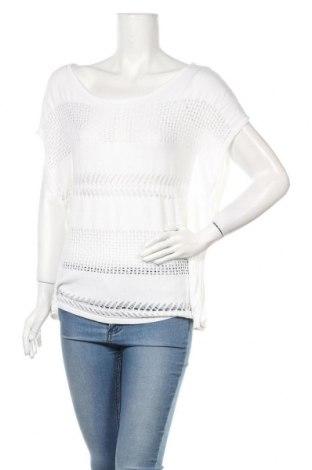 Γυναικείο πουλόβερ Jones, Μέγεθος S, Χρώμα Λευκό, Βισκόζη, Τιμή 10,69€