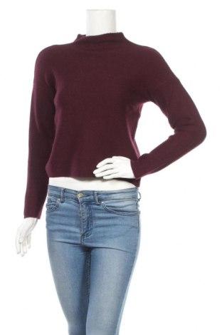 Дамски пуловер Mohito, Размер XXS, Цвят Червен, 50% вискоза, 25% полиамид, 25% полиестер, Цена 24,00лв.