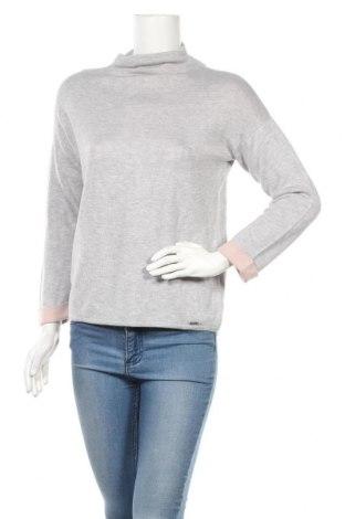 Дамски пуловер Mohito, Размер M, Цвят Сив, 80% вискоза, 20% полиамид, Цена 21,00лв.