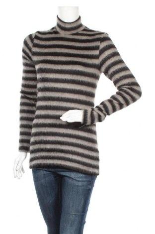 Γυναικείο πουλόβερ United Colors Of Benetton, Μέγεθος S, Χρώμα Γκρί, 97%ακρυλικό, 3% ελαστάνη, Τιμή 11,55€