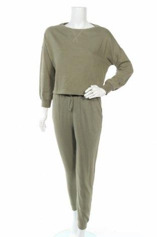 Дамски спортен комплект Anna Field, Размер XS, Цвят Зелен, Памук, Цена 45,82лв.