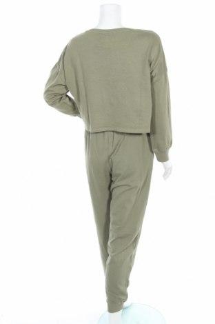 Γυναικείο αθλητικό σετ Anna Field, Μέγεθος S, Χρώμα Πράσινο, 100% βαμβάκι, Τιμή 26,68€
